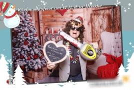 Fotobox Coburg Print Layout Weihnacht