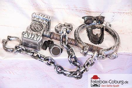 Fotobox-Coburg Requisiten