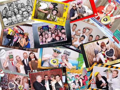 Layout Optionen für unsere Fotoboxen